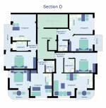 First floor D