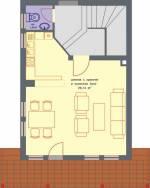 2 storey, floor 1